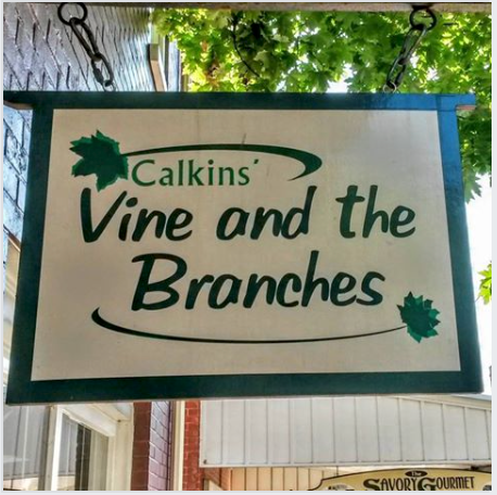 Calkins' Vine and the Branches