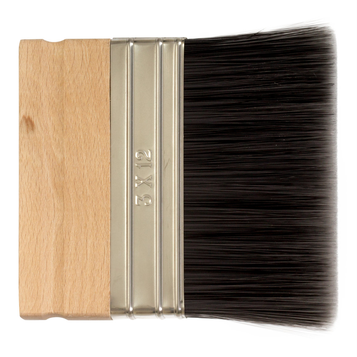 Autentico Venice Flat Application Brush, 30mm x 120mm