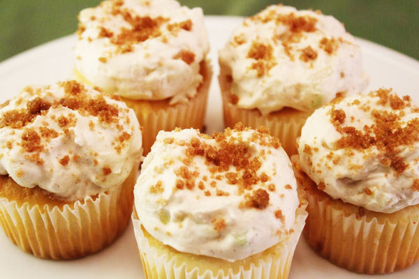 Apple Orchard Cupcakes (12)