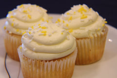 Lemon Kiss Gourmet Cupcakes