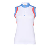Alioop Sleeveless Polo