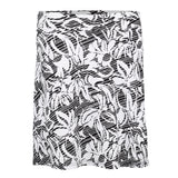 "Charlotte ""Haley Cool' Print Pull On Jersey Skirt"