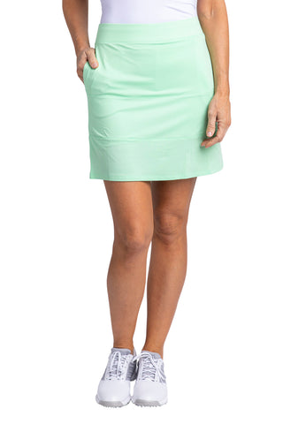Hailey Skirt - Neo Mint