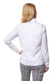 SEASONS Long Sleeve Jacket - White