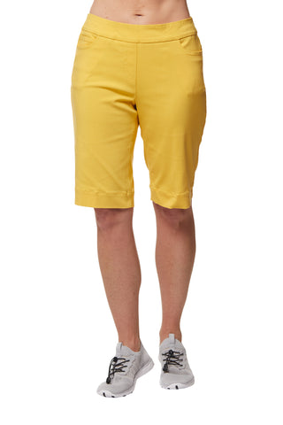 Slimsation Golf Walking Short - Marigold