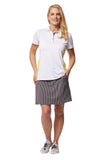 Carmel Short Sleeve Colorblock Polo