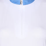 Imani Long Sleeve Polo