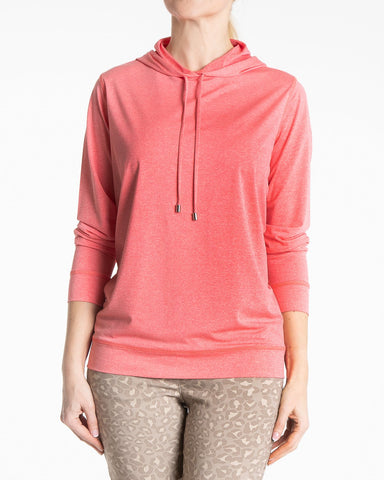 BALLET Long Sleeve Pullover - Rouge