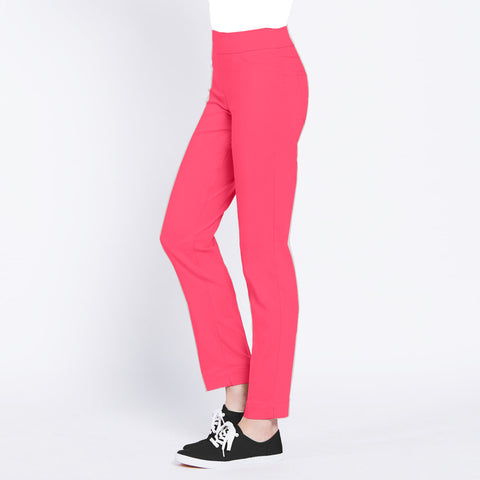 Slimsation Golf Ankle Pant- Pink Diamond