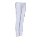 Slimsation Golf Ankle Pant - White Print