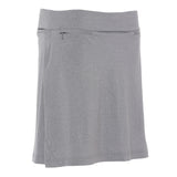 Karly Pull On Melange Skirt