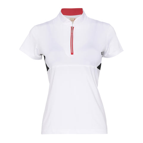 Anna Short Sleeve Polo