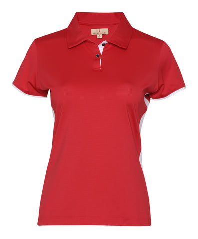 Juliet Short Sleeve Polo