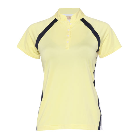 Eliza Short Sleeve Polo