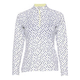 Georgina Long Sleeve Polo
