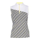 Alison Sleeveless Polo