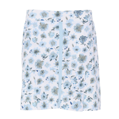 Carina Pull On Print Skirt