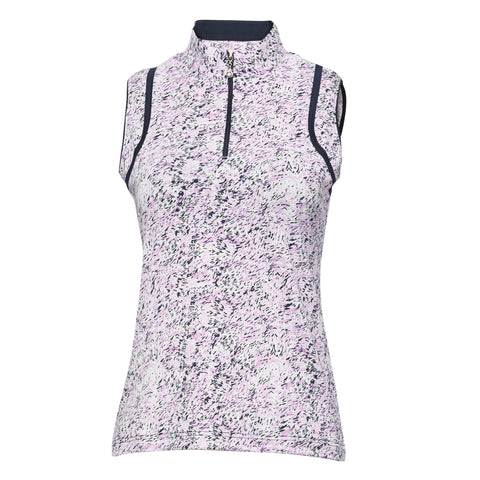 Elsie Sleeveless Polo