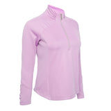 Willa Long Sleeve Polo