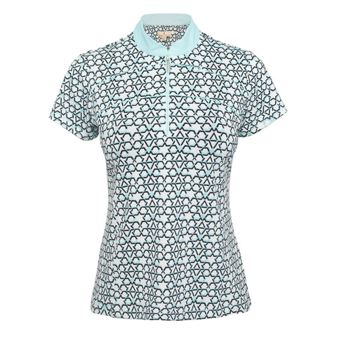 Xena Short Sleeve Polo