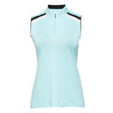 Holly Sleeveless Polo