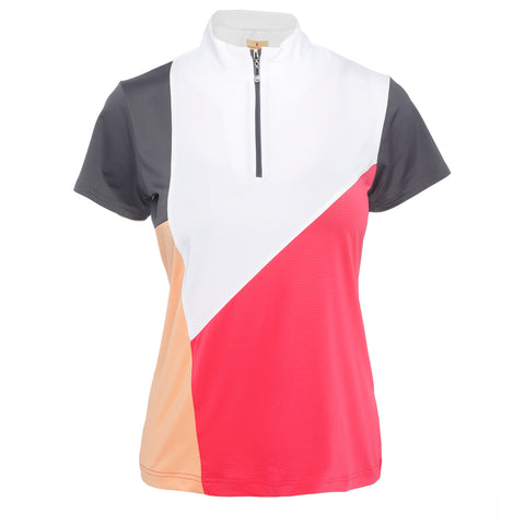 Olivia Short Sleeve Polo