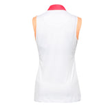 Lydia Sleeveless Polo
