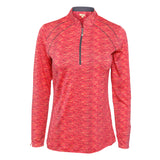 Kayla Long Sleeve Polo