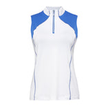 Joss Sleeveless Polo