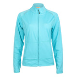 Leah Full Zip Brushed Jacket