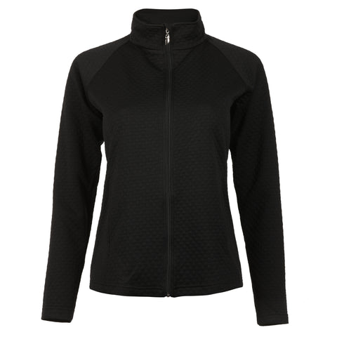 Q Full Zip Quilted Jacket