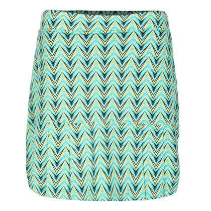 "Arrow ""Haley Tech"" Print Skirt"