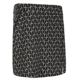 Block Solid Skirt