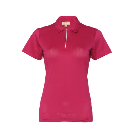 Lulu Short Sleeve Polo