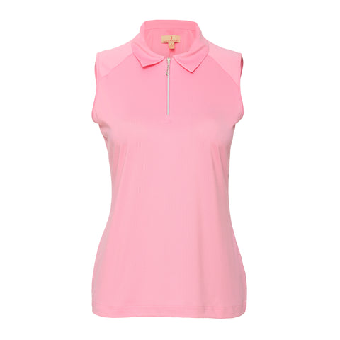 Lanny Sleeveless Polo