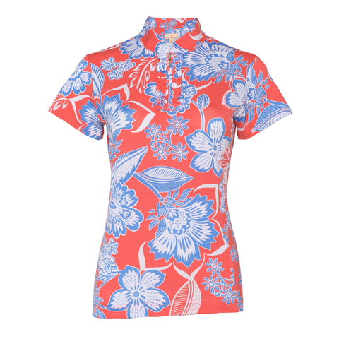 Poppy Short Sleeve Polo