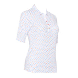 Lexi Short Sleeve Polo