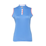 Josie Sleeveless Polo