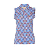 Marcella Sleeveless Polo