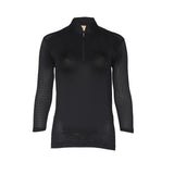 Ashlynn Long Sleeve Polo