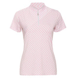 Sylvie Short Sleeve Polo