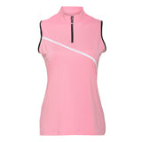Didi Sleeveless Polo
