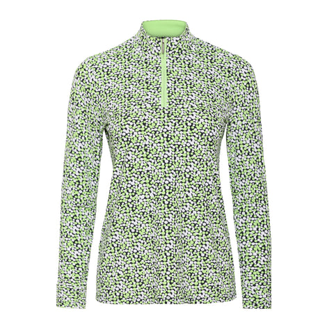 Dottie Long Sleeve Polo