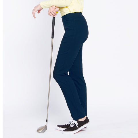 Golf Narrow pant with Pockets - Midnight