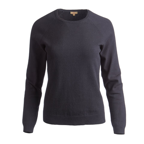 Camille Long Sleeve Crew Neck Sweater