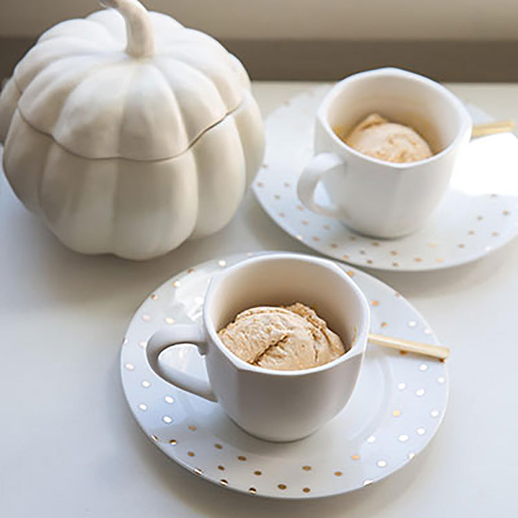 Pumpkin Chai Ice Cream