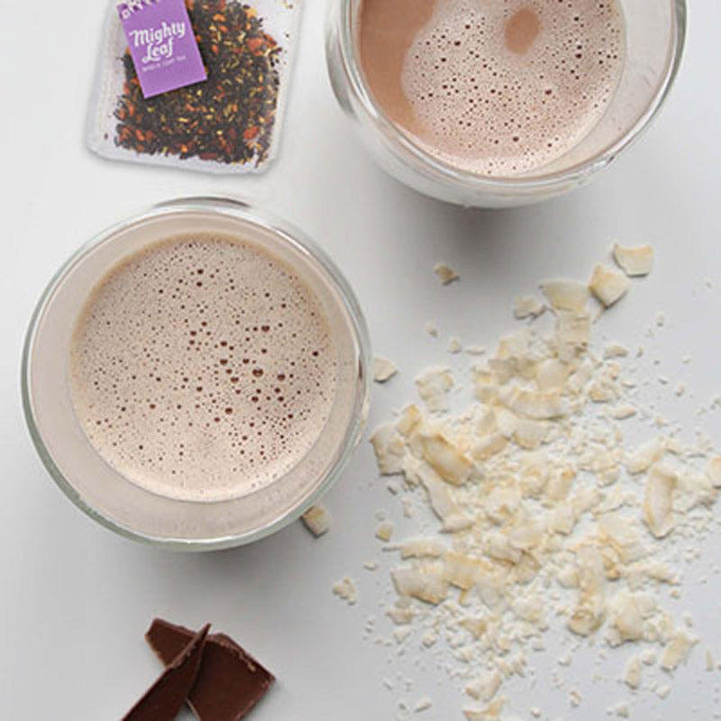 Coconut Assam Milk Hot Chocolate