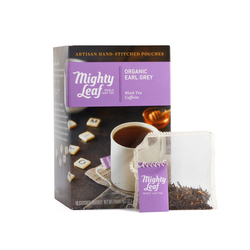 Organic Earl Grey 15 Pouch Box