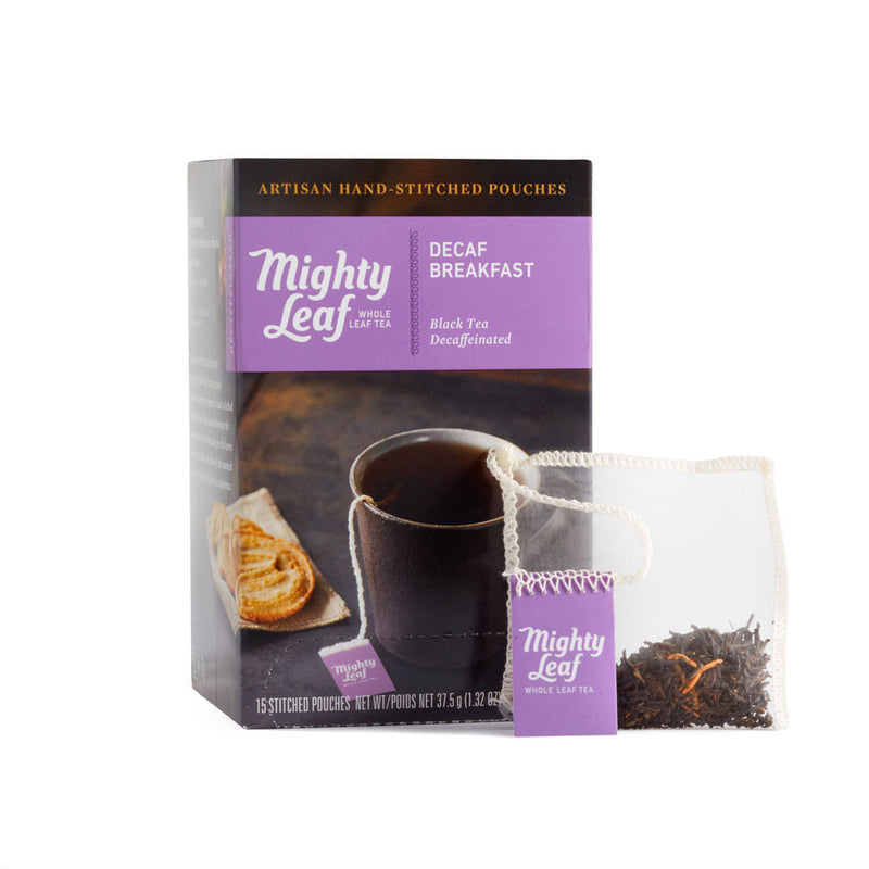 Decaf Breakfast 100 Pouch Box