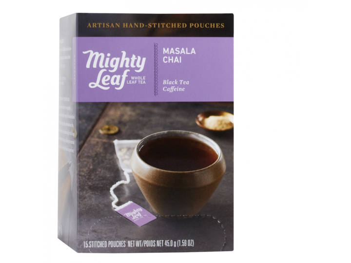 Masala Chai Tea 15 Pouch Box